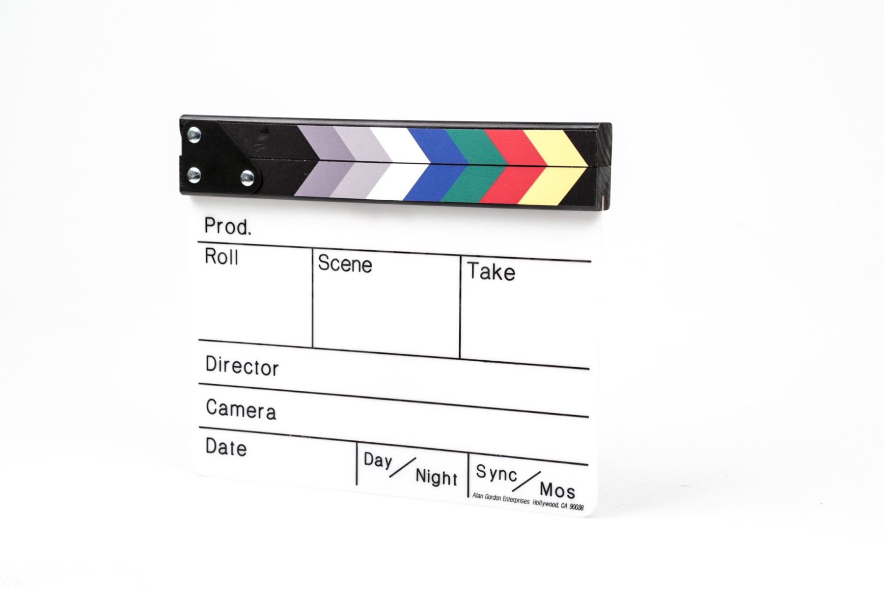 Alan Gordon Color Scene Slate