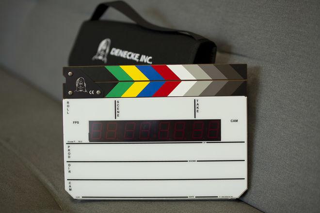 Denecke TS-3 slate (no backlight)