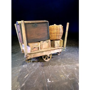 Cart, Mill Vintage