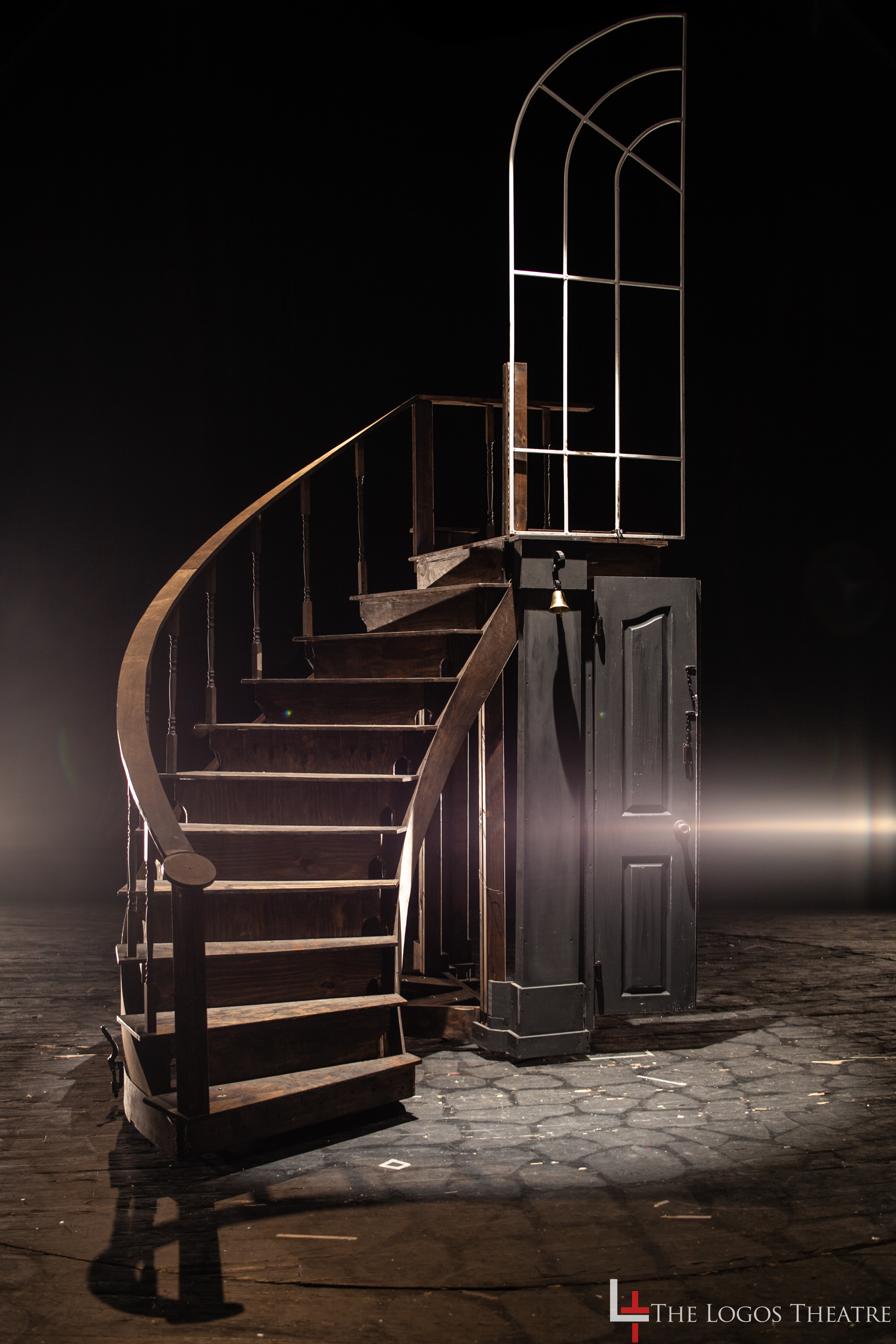 Stair Set, Curved