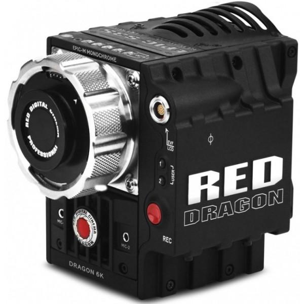 RED Scarlet Dragon DSMC1