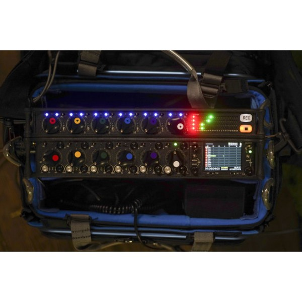 Sound Devices 664 Field Mixer and Recorder