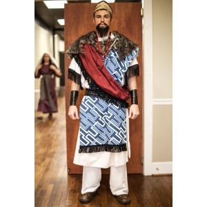 Ancient Persian – Men's Full Outfit,  Haman