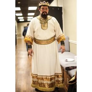 Ancient Persian – Men's Full Outfit,  King Ahasuerus