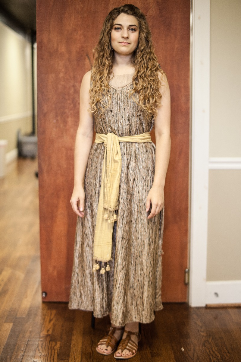Ancient Persian – Women's Full Outfit,  Persian Servant 1