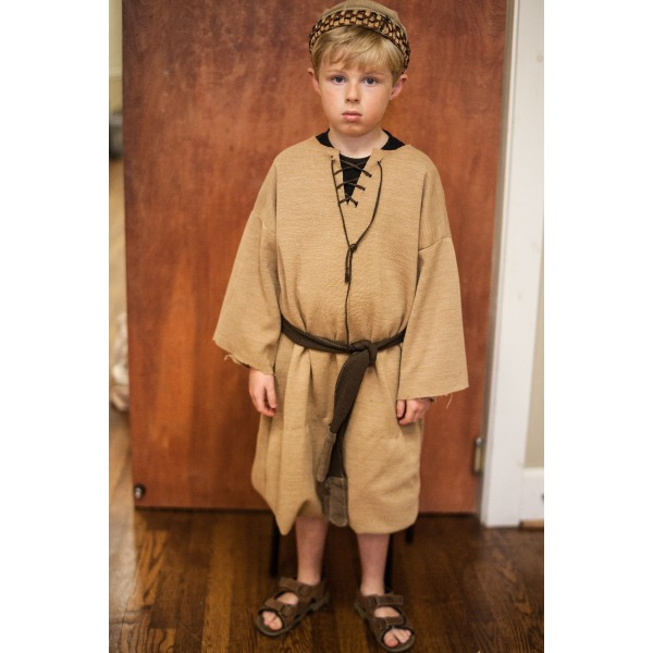 Biblical – Child's Full Outfit,  Tan