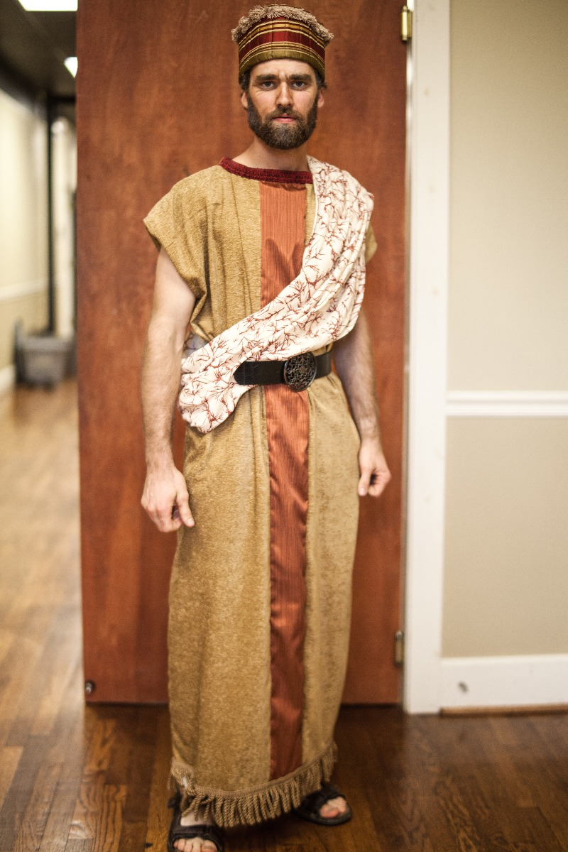 Ancient Persian – Men's Full Outfit,  King's Advisor 3