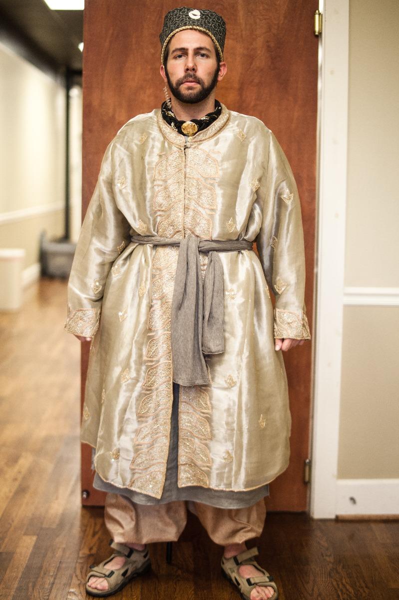 Ancient Persian – Men's Full Outfit,  King's Advisor 4