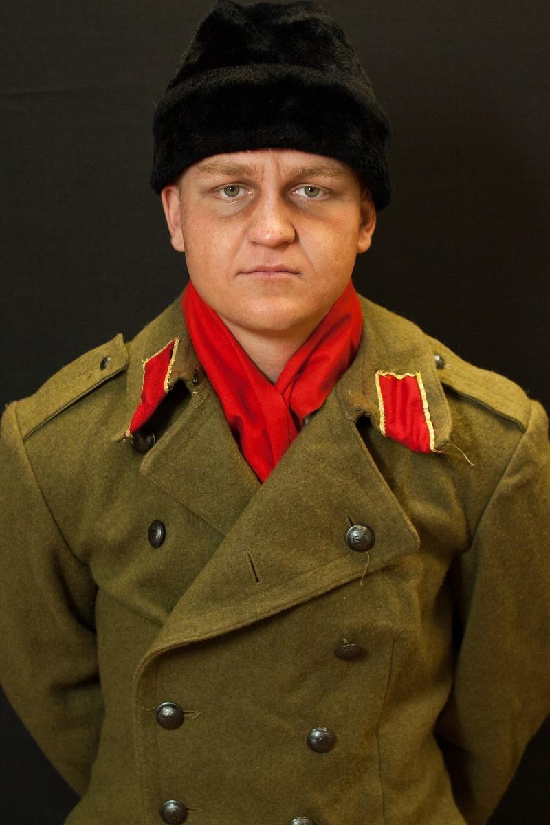 1940s – Soviet Soldier 1