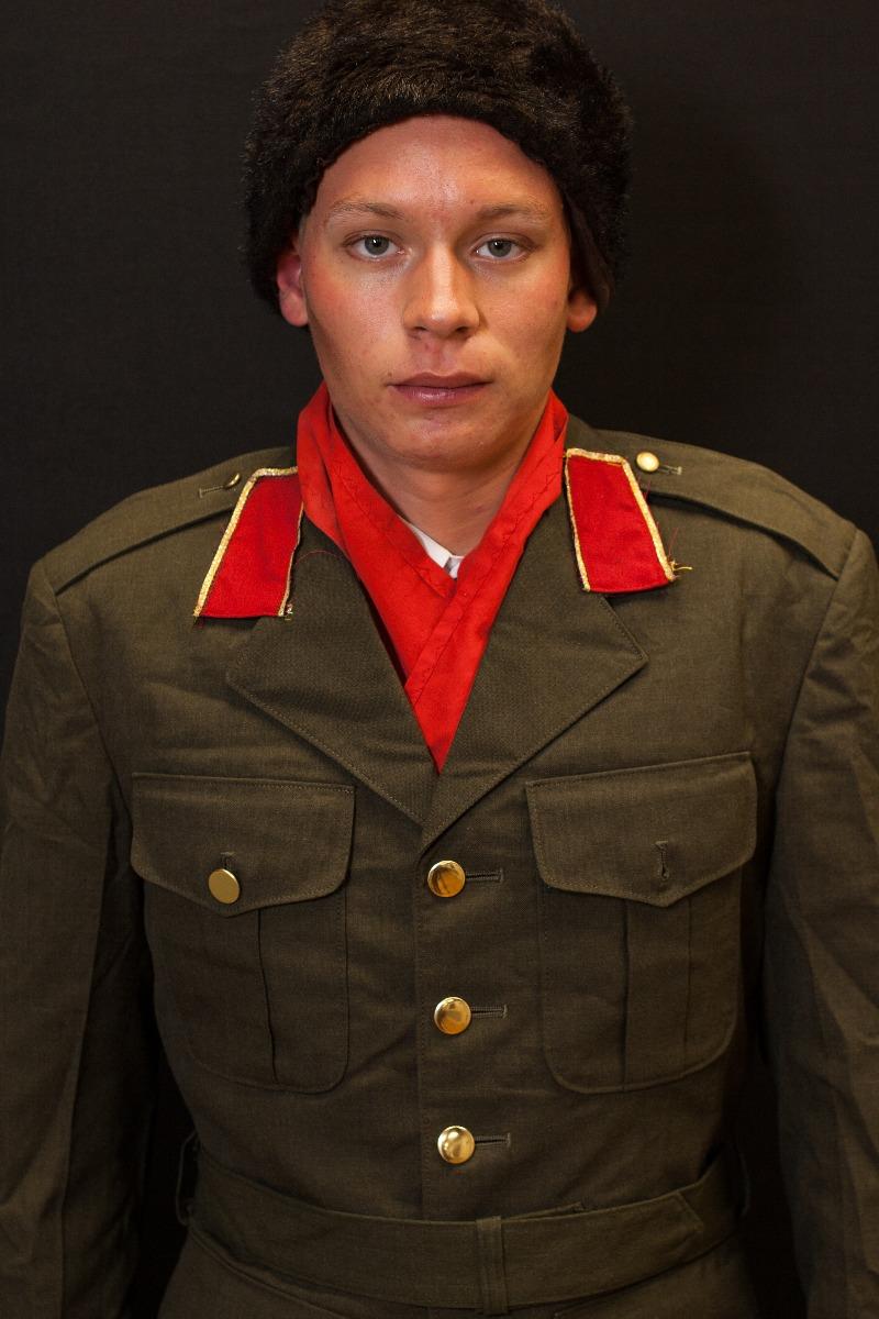 1940s – Soviet Soldier 2