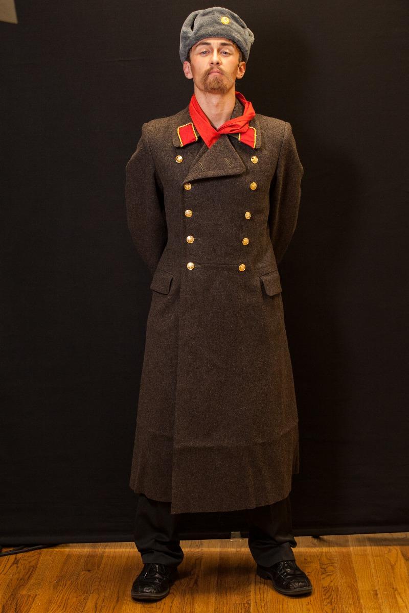 1940s – Soviet Soldier 4
