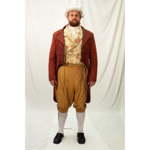 Empire/ Dickens – Men's Full Outfit,  Mr. Fizziwig 2