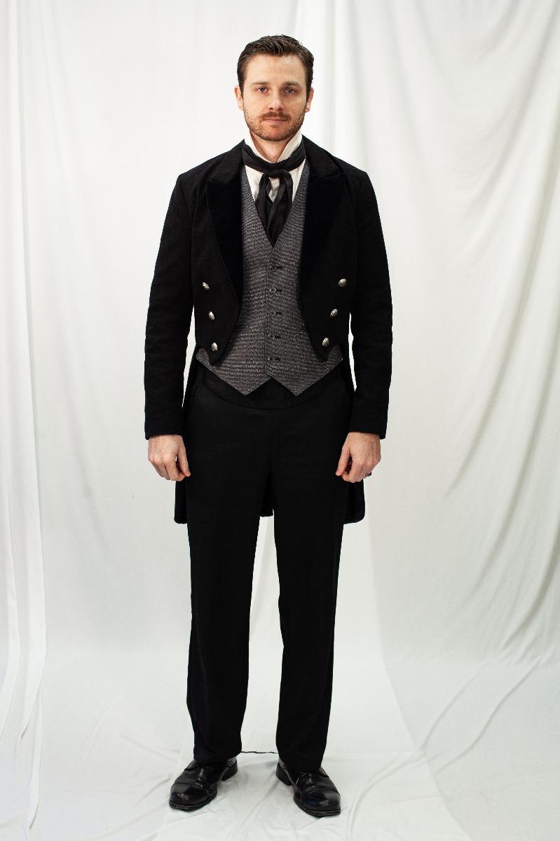 Dickens/ Civil War – Men's Full Outfit,  Scrooge