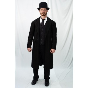 Dickens/ Civil War – Men's Full Outfit,  Business Man 1