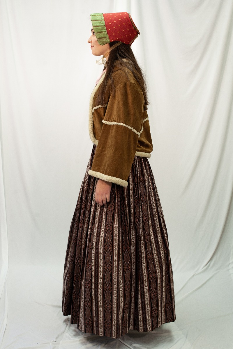Dickens'/ Civil War – Women's Full Outfit,  Rich Snob