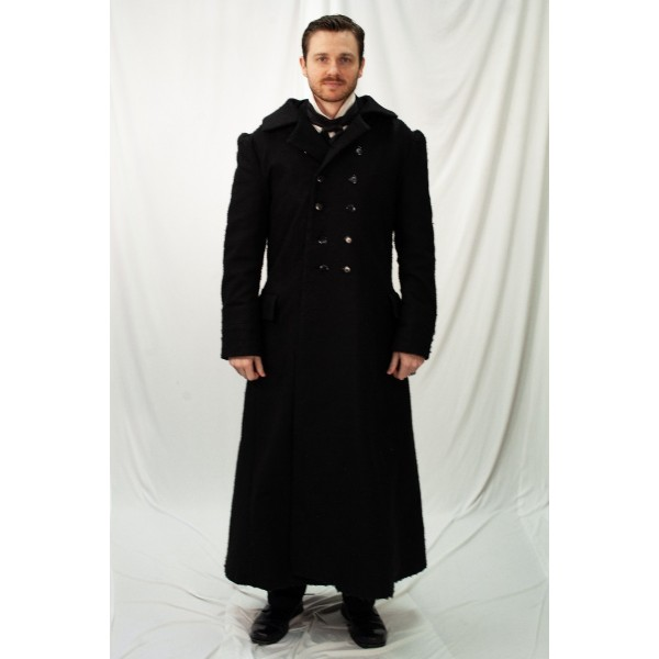 Dickens – Men's Full Outfit,  Scrooge with Coat