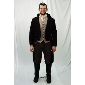 Empire/Dickens – Men's Full Outfit,  Young Dick Wilkons