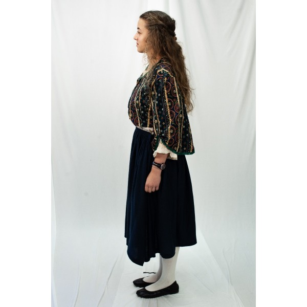 Dickens – Women's Full Outfit,  Young Girl 1