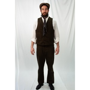 Dickens Poor – Men's Full Outfit,  Man 3