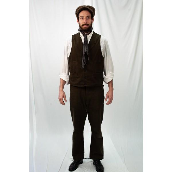 Dickens Poor – Men's Full Outfit,  Man 3