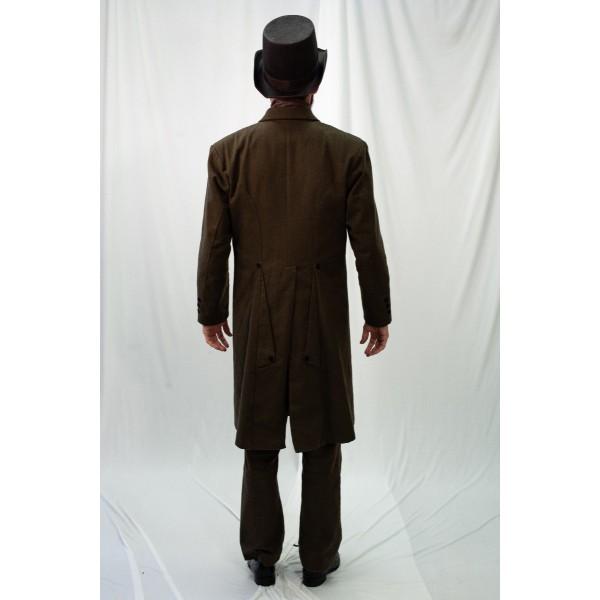Dickens/ Civil War – Men's Full Outfit,  Caroler 1