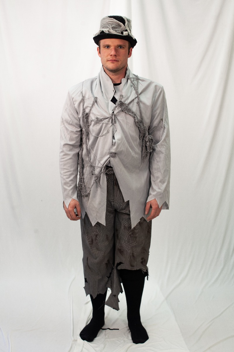 Dickens'/ Civil War – Men's Full Outfit,  Ghost 1