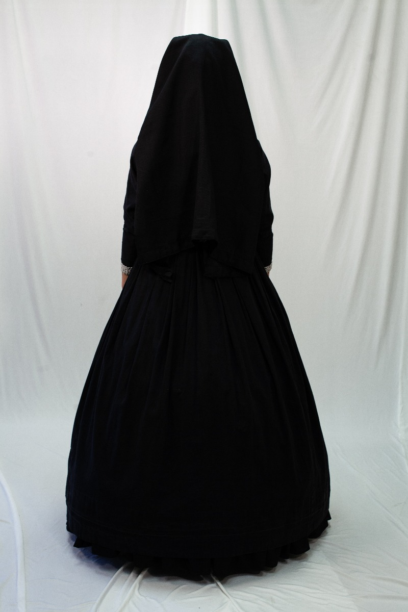 Dickens – Women's Full Outfit,  French Nun
