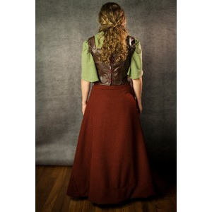 Narnia LWW PC HHB Susan Pevensie Battle Outfit