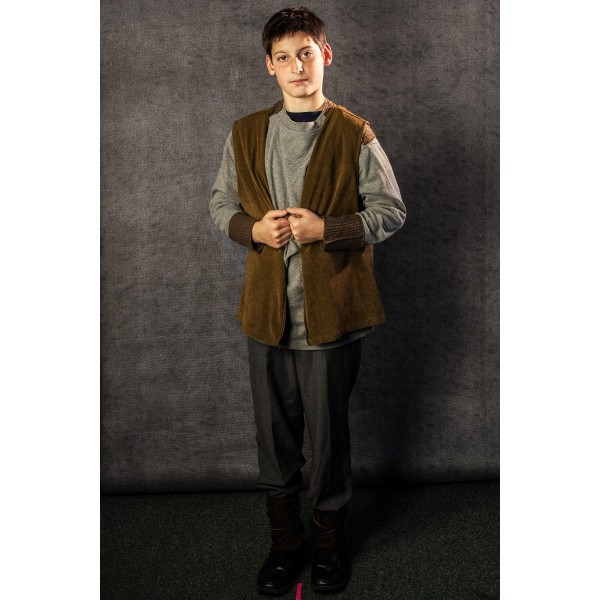 Narnia PC Child's Full Outfit, Young Jaco