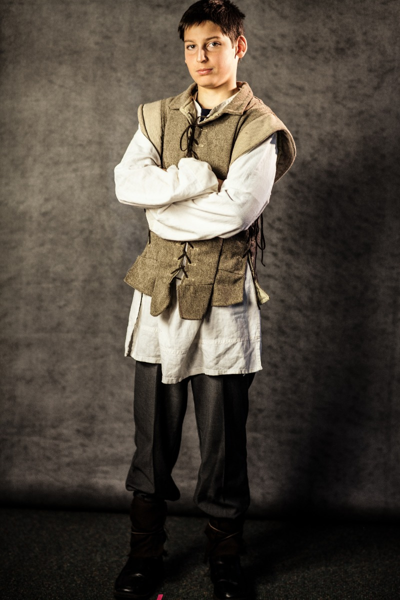 Narnia PC Men's Full Outfit, Telmarine Man 2