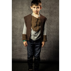 Narnia PC Child's Full Outfit, Boy Jaco 2