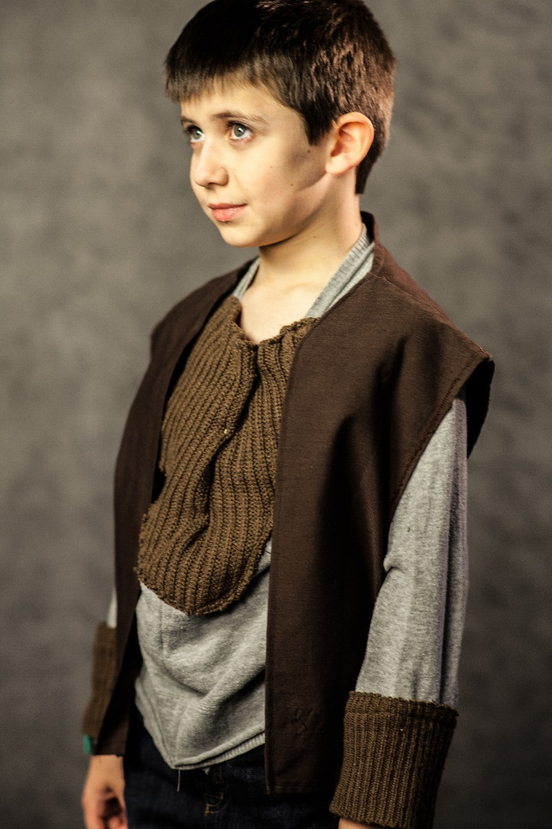 Narnia PC Child's Full Outfit, Boy Jaco