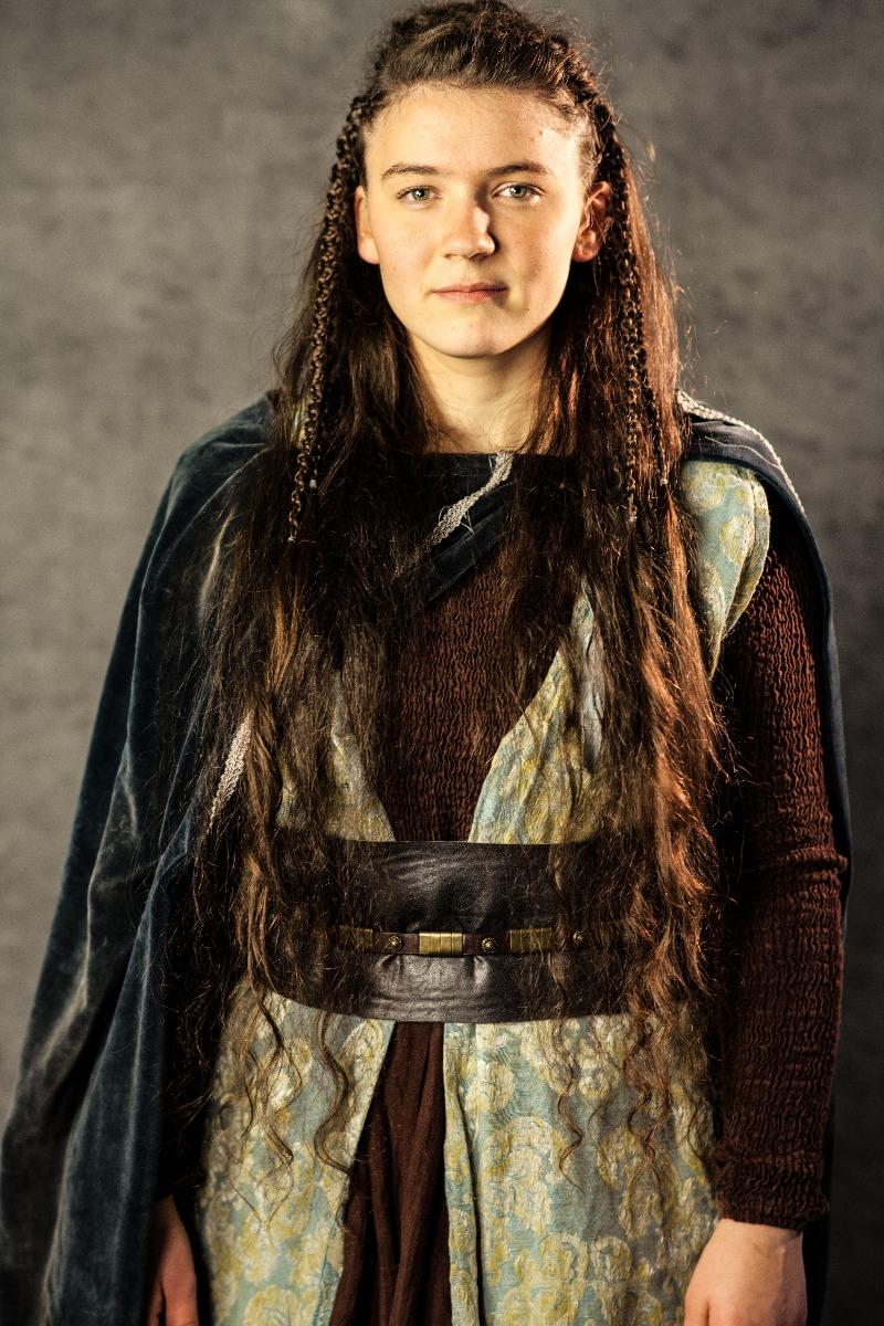 Narnia PC Women's Full Outfit, Telmarine Woman 1