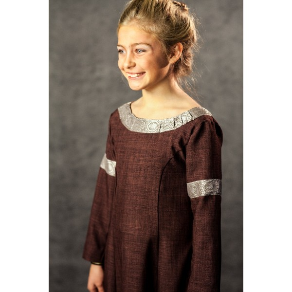 Narnia PC Child's Full Outfit, Young Eden