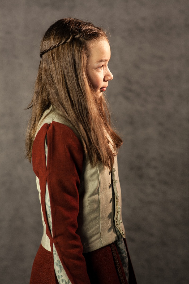 Narnia PC Lucy Pevensie
