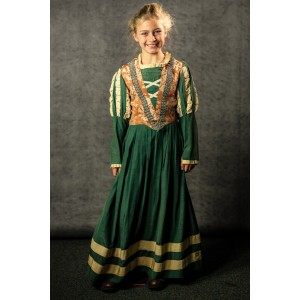 Narnia PC Child's Full Outfit,  Telmarine Child 1