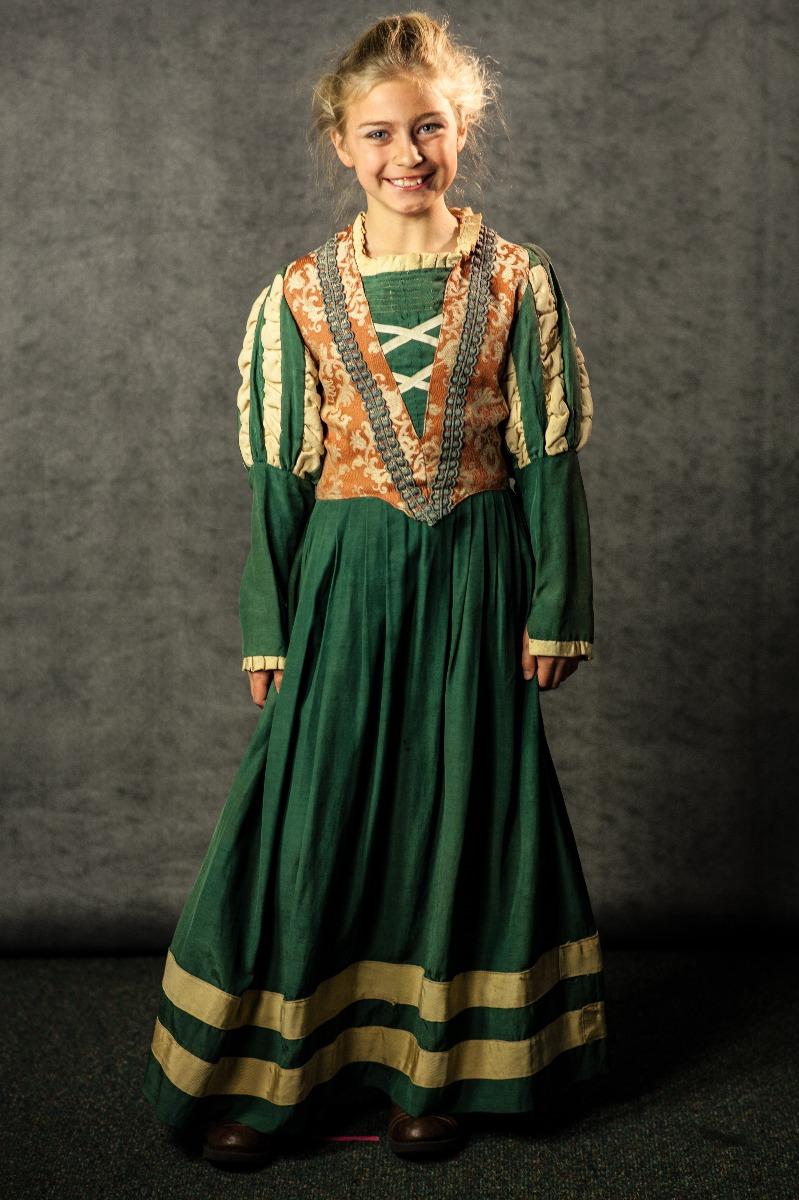 Narnia PC Child's Full Outfit,  Telmarine Child 1