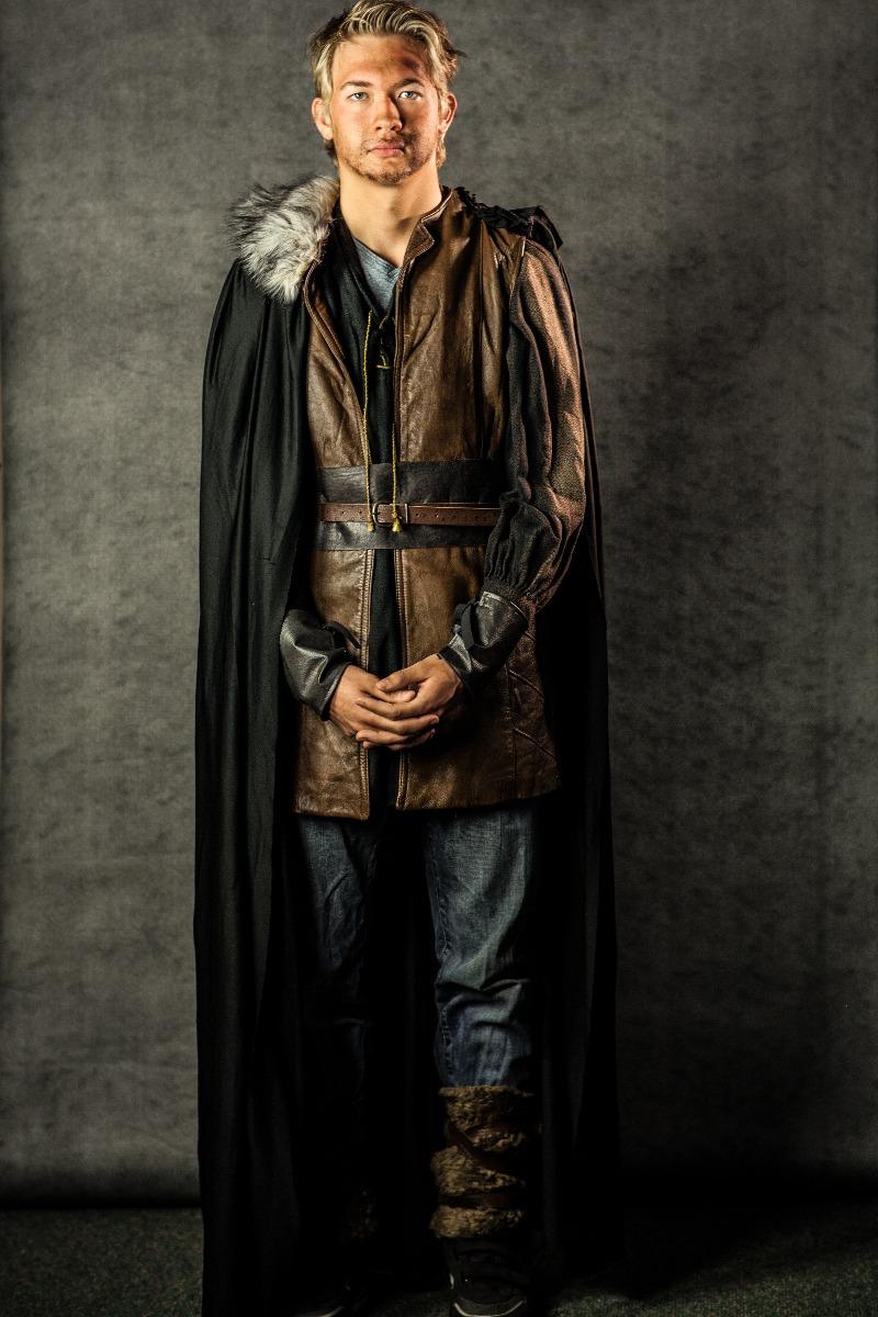 Narnia PC Men's Full Outfit, Telmarine Man 3