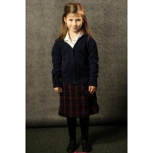 1940's – Child's Full Outfit,  School Uniform 1 2