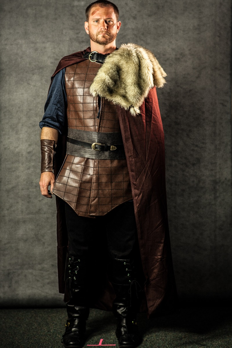 Narnia PC Men's Full Outfit, Telmarine Man 4