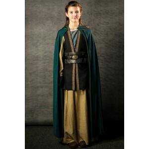 Narnia PC Child's Full Outfit, Telmarine Child 3 2
