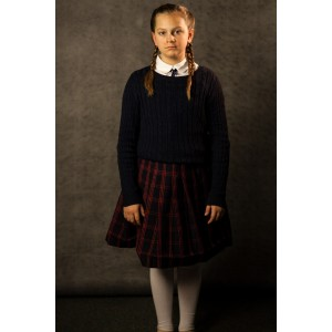 1940's – Child's Full Outfit,  School Uniform 2