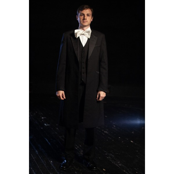 Bustle/Turn of the Century – Men's Full Outfit,  Wedding Suit