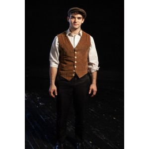 Bustle/Turn of the Century – Men's Full Outfit,   Tan 2