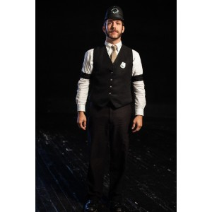 Bustle/Turn of the Century – Men's Full Outfit,  Constable Outfit 2