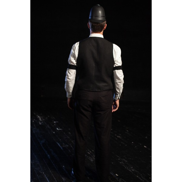 Bustle/Turn of the Century – Men's Full Outfit,  Constable Outfit