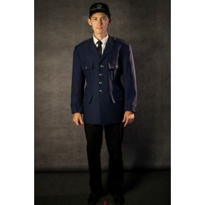 1940's – Men's Full Outfit,  Train Conductor