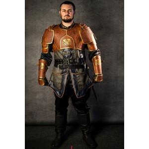 Narnia PC Men's Full Battle Outfit,  Miraz Battle 2