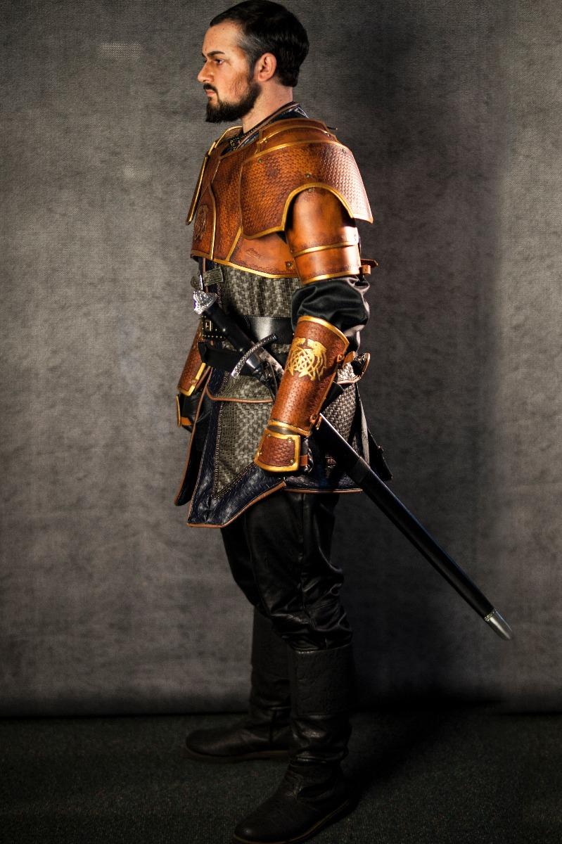 Narnia PC Men's Full Battle Outfit,  Miraz Battle