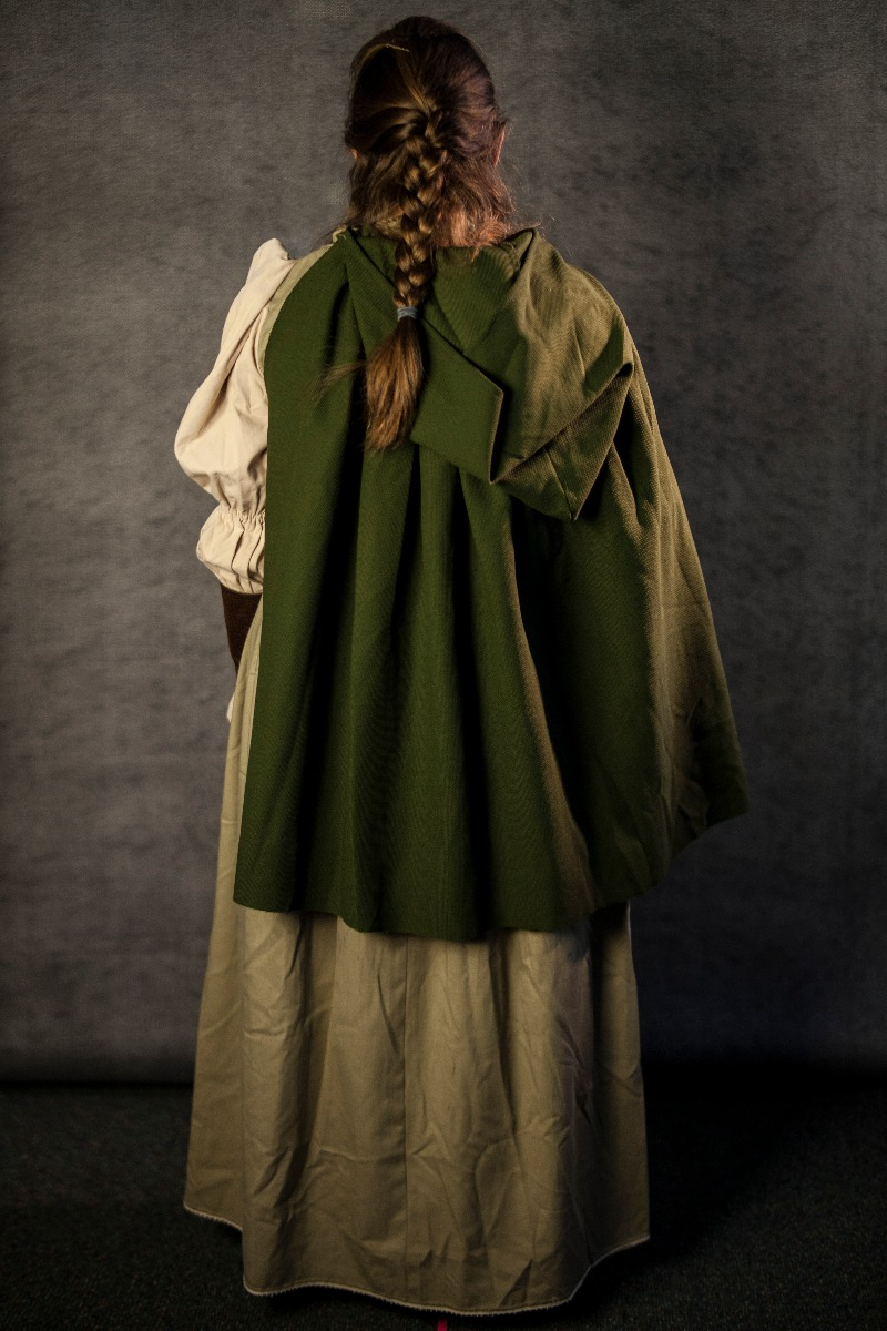 Narnia PC Women's Full Outfit,  Telmarine Woman 7